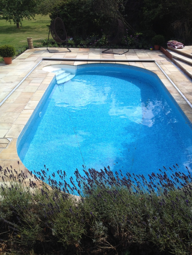 Swimming pool build nr Lewes